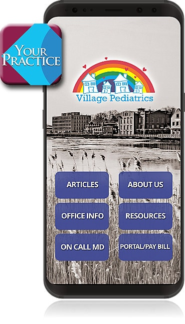 Village Pediatrics Mobile App